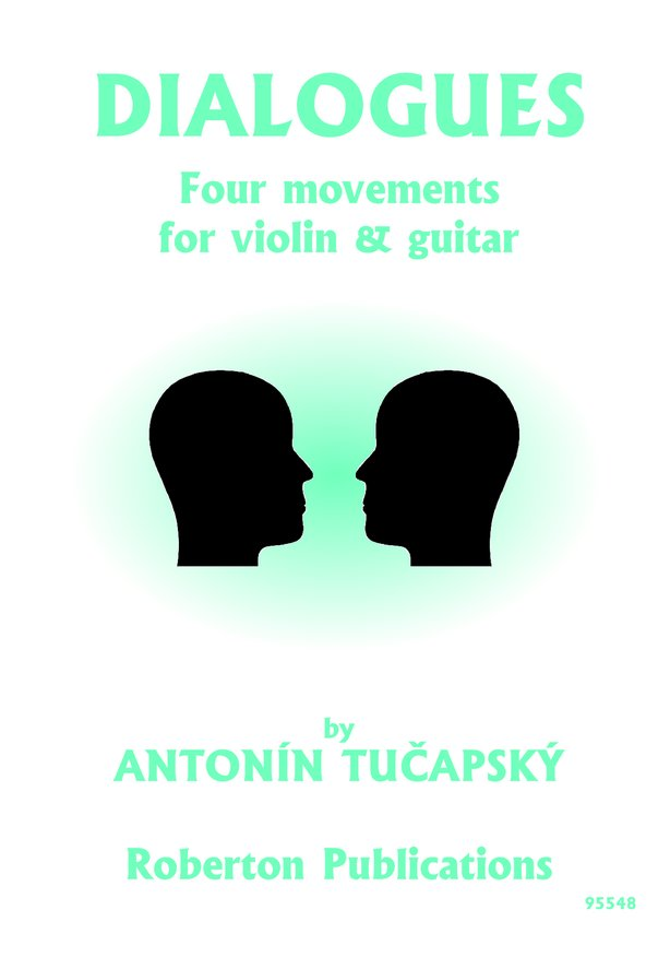 Dialogues for Violin and Guitar image