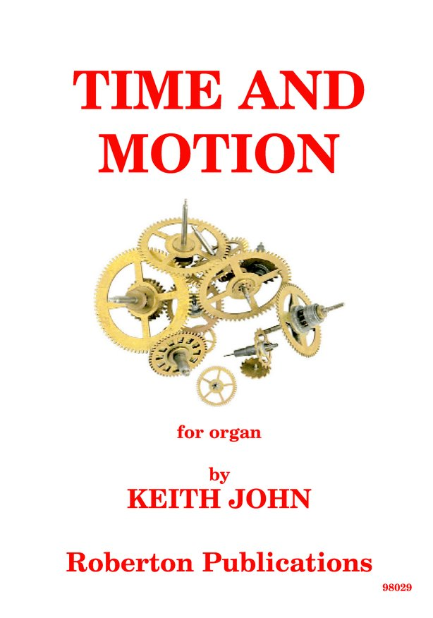 Time and Motion image