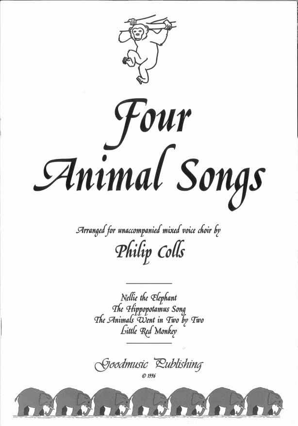 Four Animal Songs image