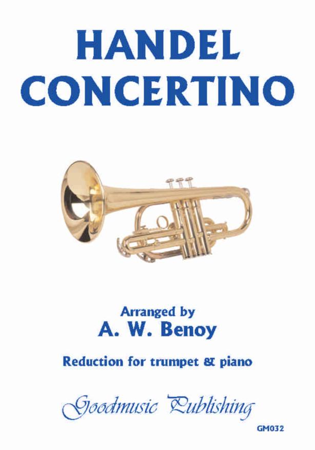 Concertino (arr.Benoy) image