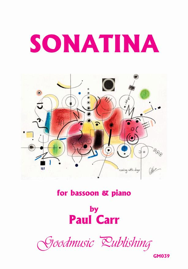 Sonatina for Bassoon image