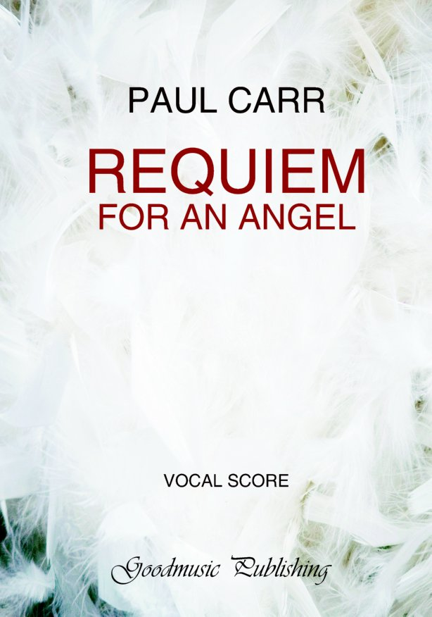 Requiem for an Angel A3 Full Score image