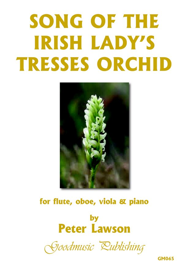 Song of the Irish Lady's Tresses Or image