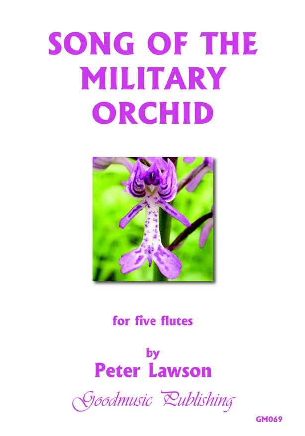 Song of the Military Orchid (5xFls) image