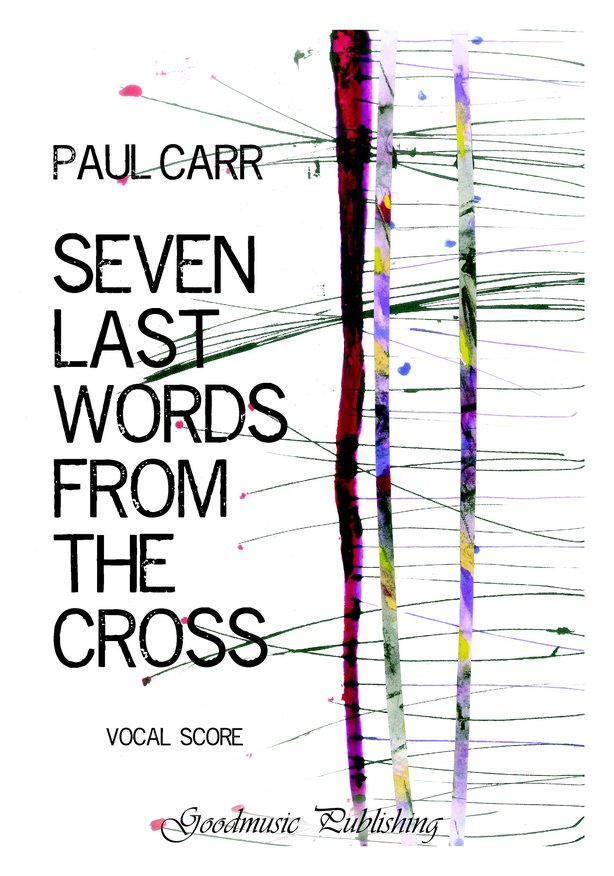Seven Last Words Full Score (A3) image