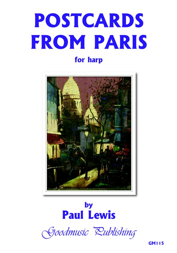 Postcards from Paris image
