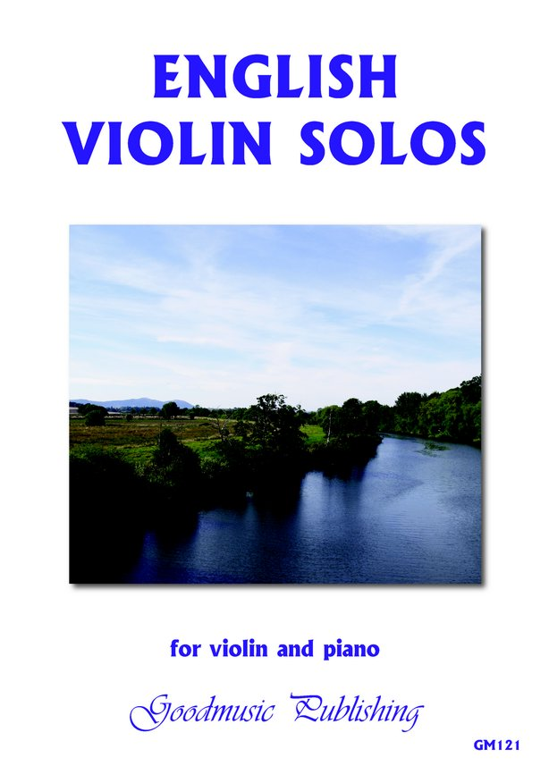 English Violin Solos (arr.Lane) image