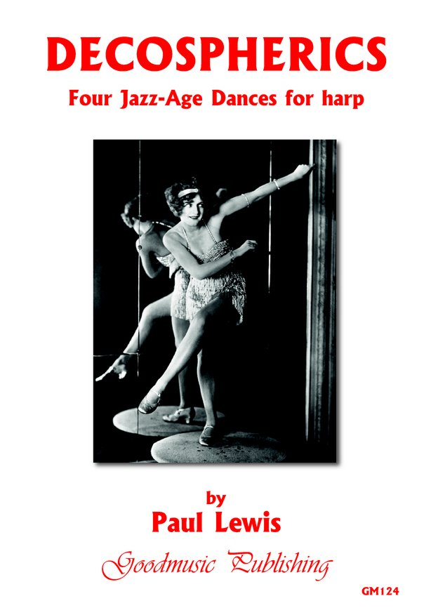 Decospherics (Four Jazz-Age Dances) image