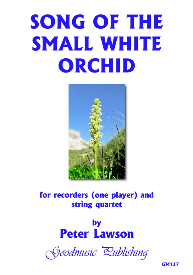 Song of the Small White Orchid image