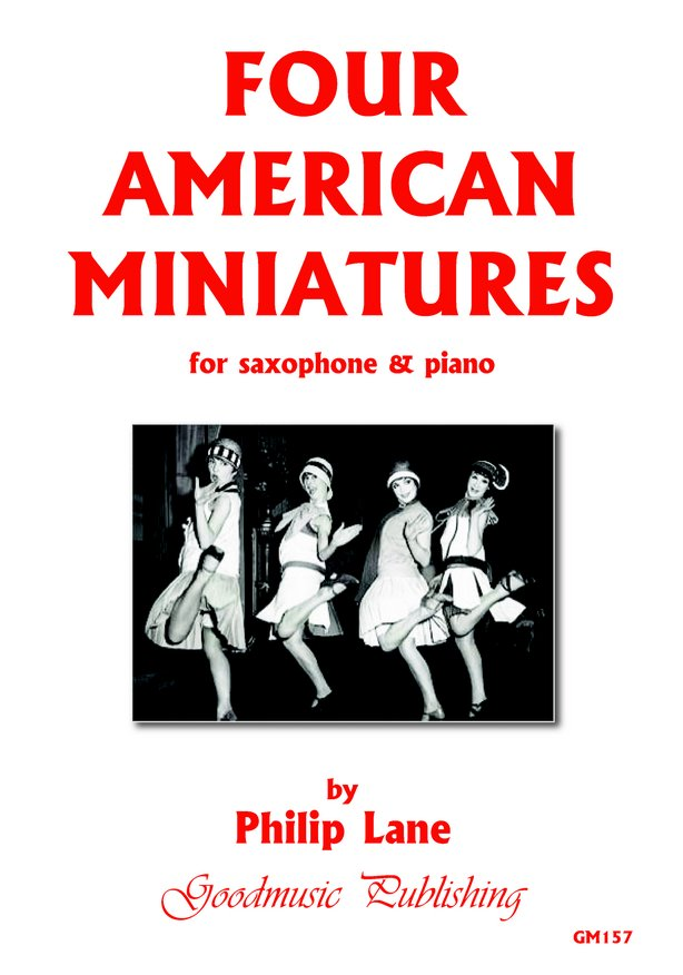 Four American Miniatures image