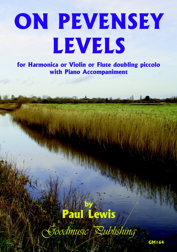 On Pevensey Levels Solo & Piano image