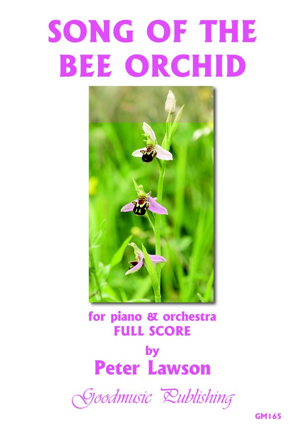 Song of the Bee Orchid - Score image