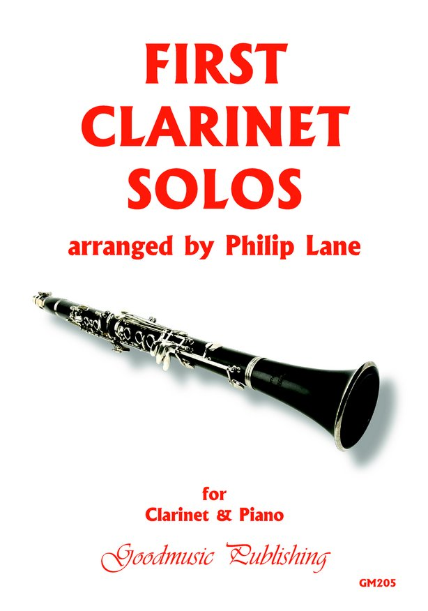 First Clarinet Solos image