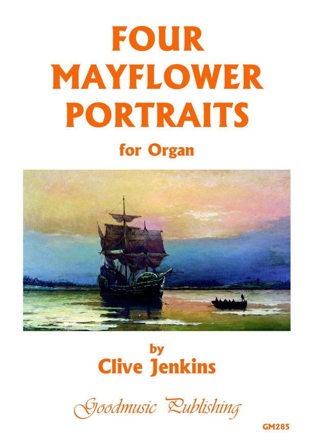 Four Mayflower Portraits image