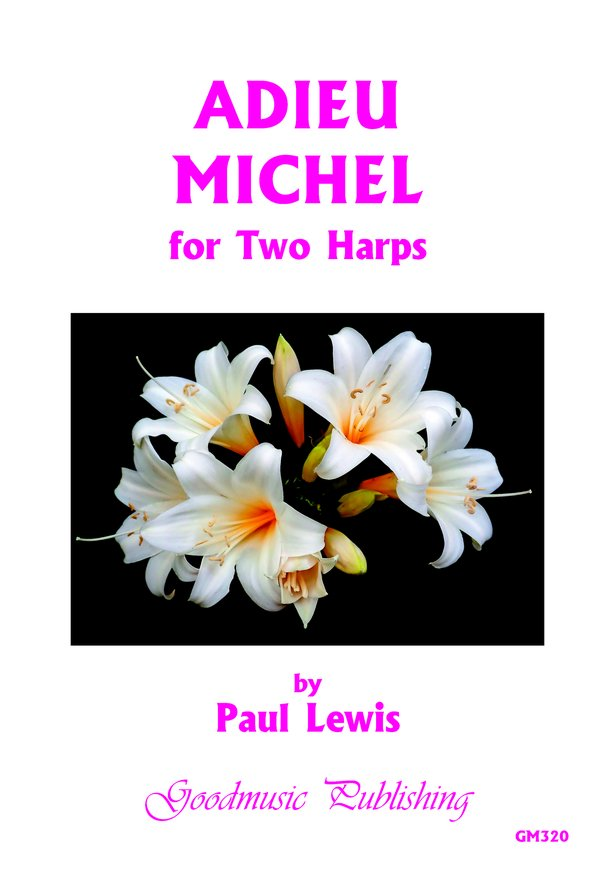 Adieu Michel for Two Harps image