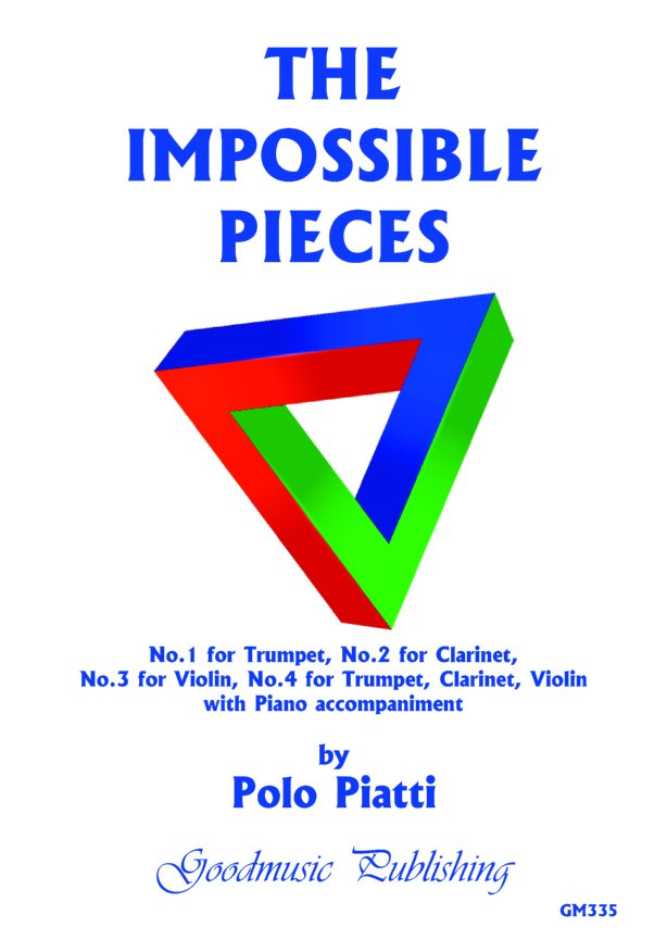 The Impossible Pieces (Trp/Cl/Vln) image