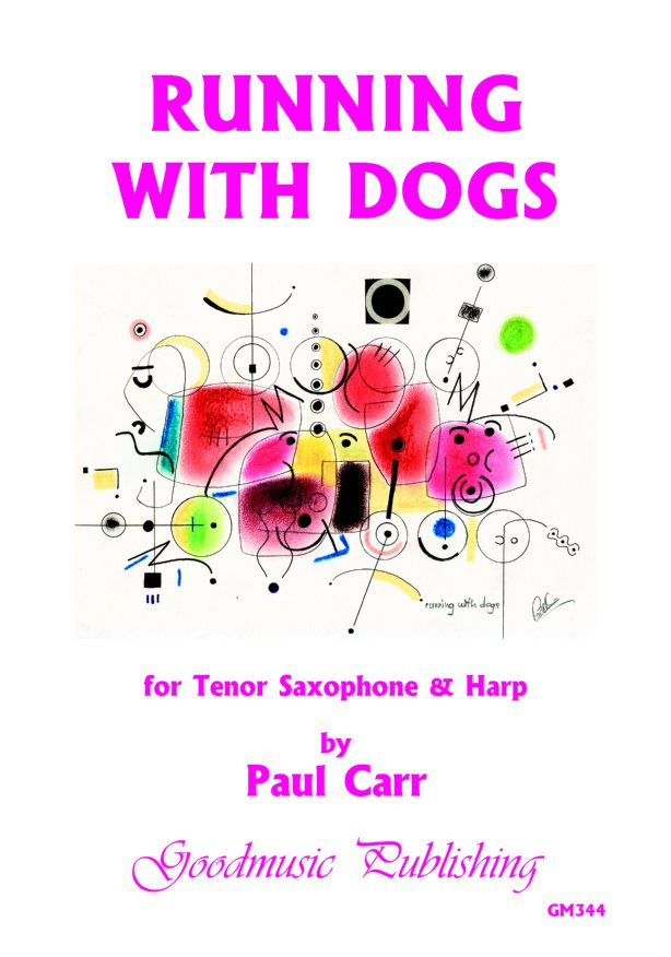 Running with Dogs (T.Sax & Harp) image