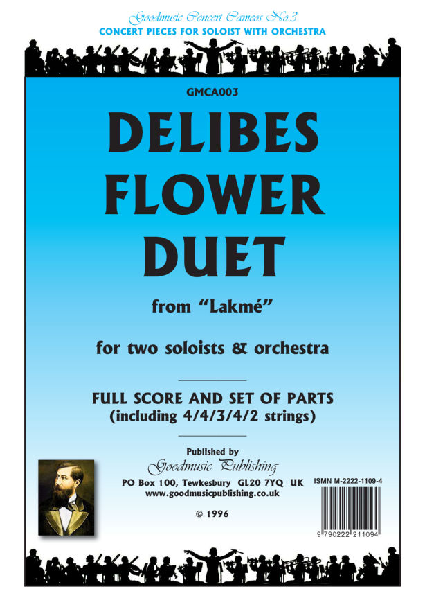 Flower Duet (Lakme)  Pack image