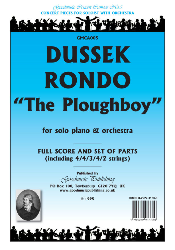 Rondo the Ploughboy (arr)  Pack image