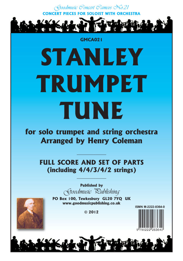 Trumpet Tune (Coleman)  Pack image