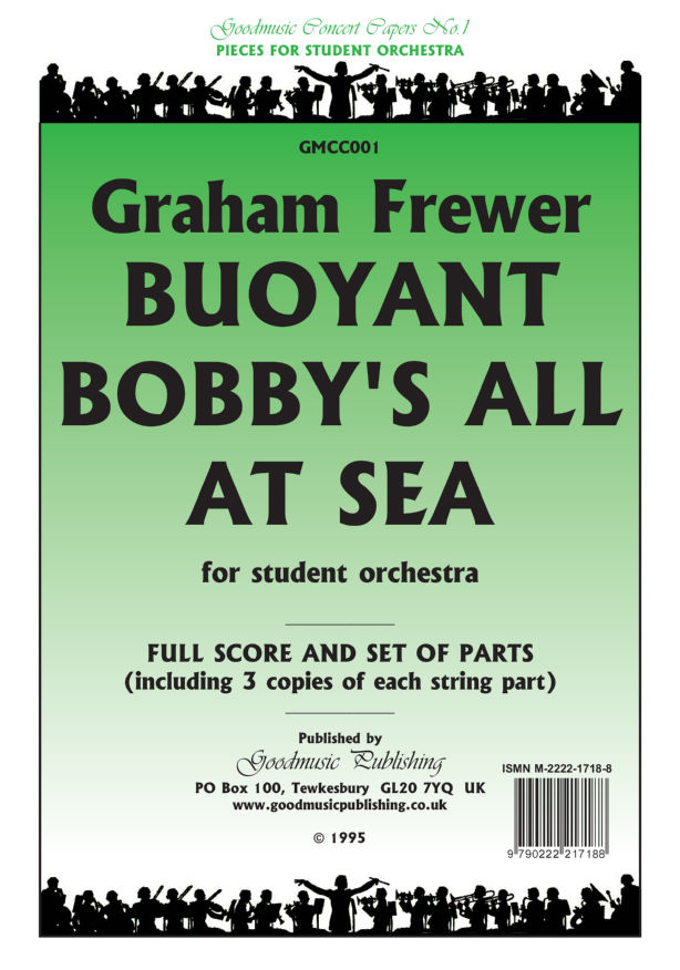 Buoyant Bobby's All At Sea  Pack image