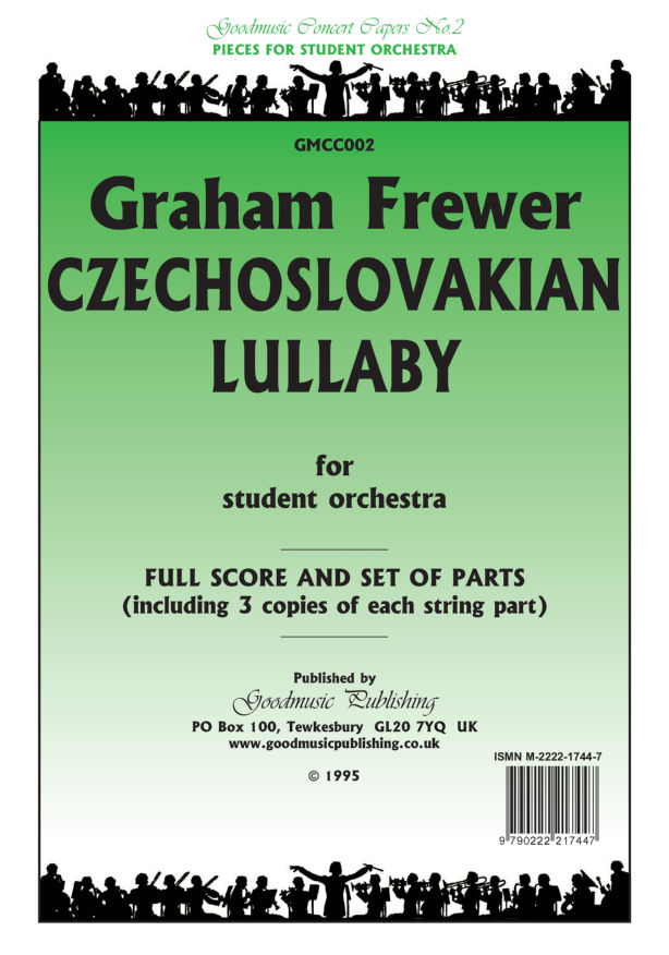 Czechoslovakian Lullaby  Pack image