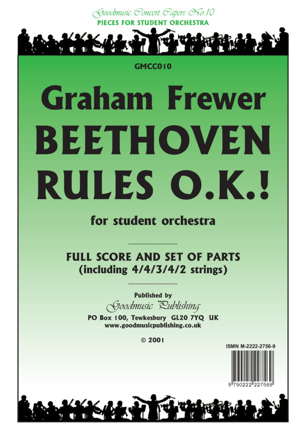 Beethoven Rules OK  Pack image