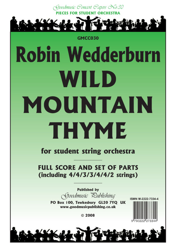 Wild Mountain Thyme  Pack image