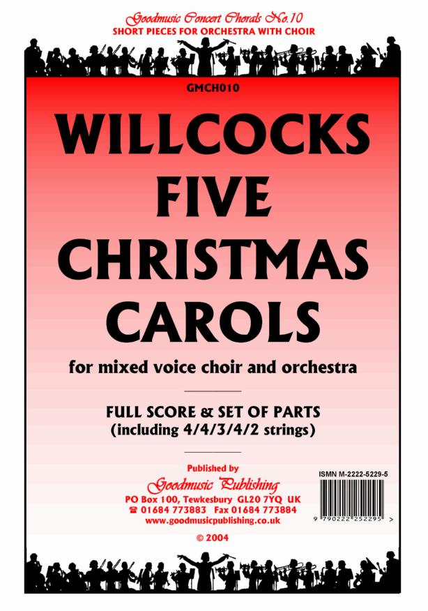 Five Christmas Carols  Pack image