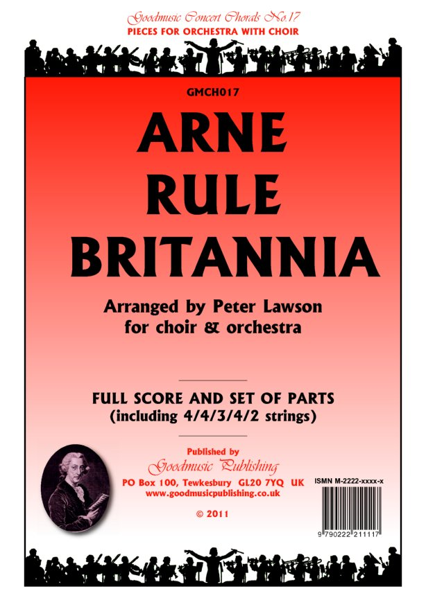 Rule Britannia (arr.Lawson) Cello image