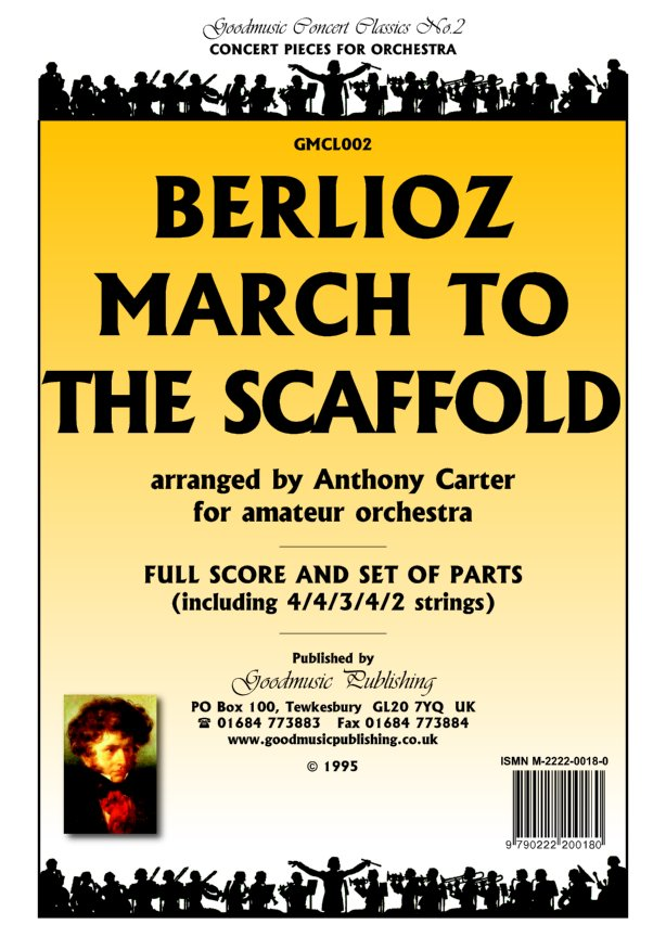 March To the Scaffold (Carter)  Pk image
