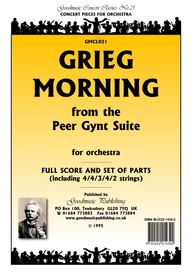 Morning from Peer Gynt  Pack image