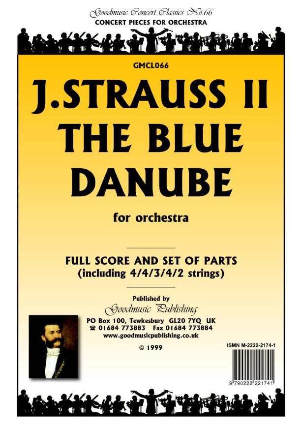 Blue Danube Bassoon 1+2 image
