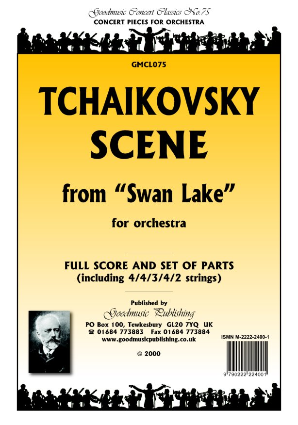 Scene from Swan Lake  Pack image