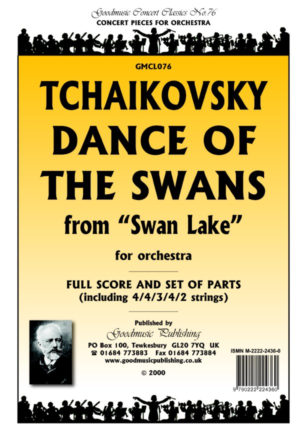 Dance of the Swans  Pack image