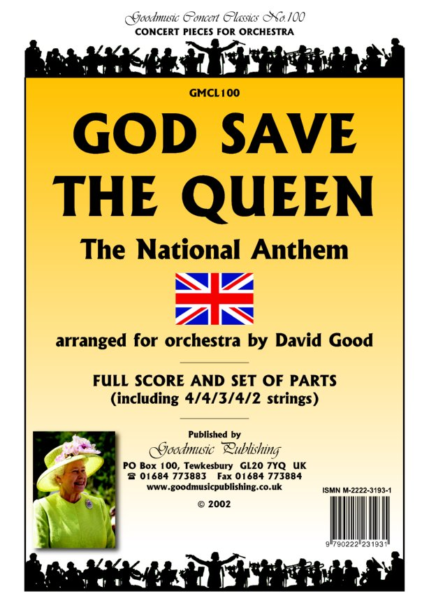 God Save the Queen  Pack image