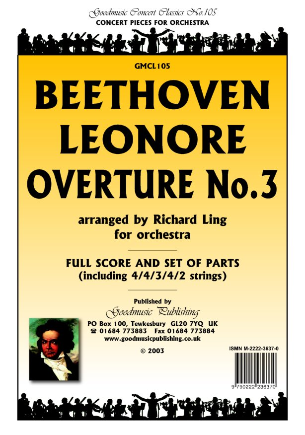 Leonore Overture 3 (arr.Ling)  Pack image