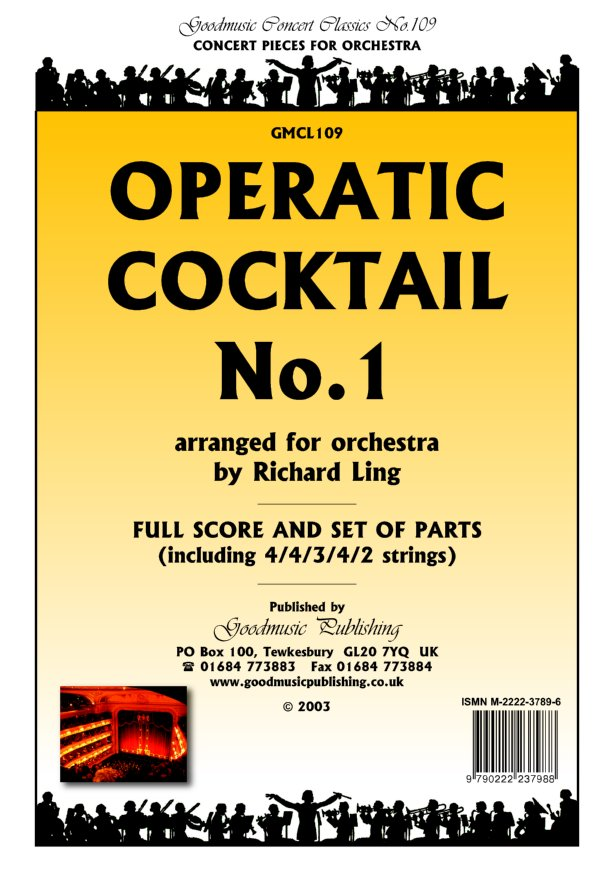 Operatic Cocktail No.1  Pack image