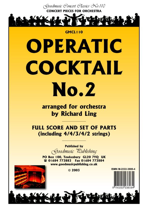 Operatic Cocktail No.2  Pack image