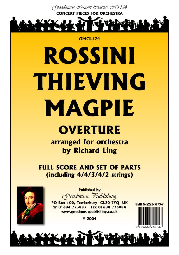 Thieving Magpie Overture(Ling)  Pk image