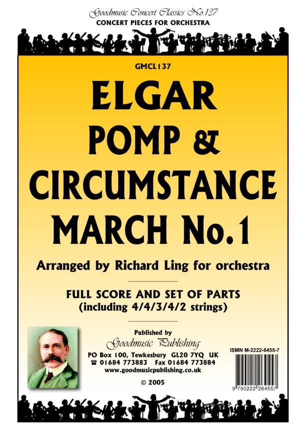 Pomp & Circumstance 1 (arr) Cymbals image