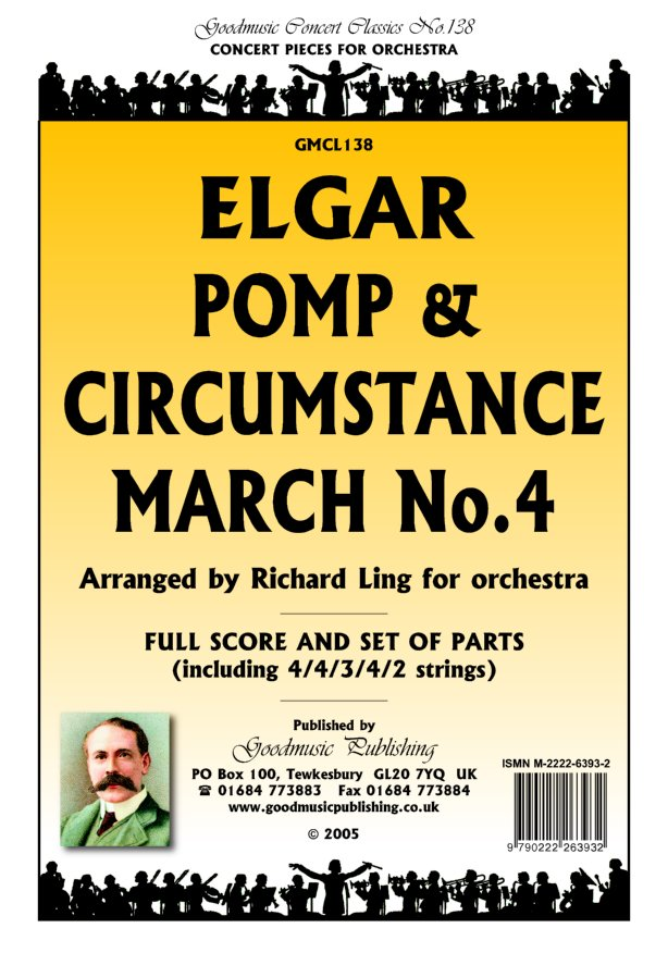 Pomp & Circumstance 4 (Ling)  Pack image