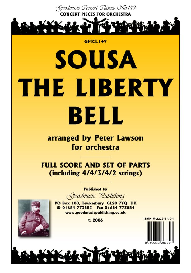 Liberty Bell (arr.Lawson)  Pack image