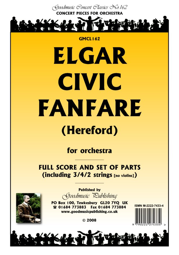 Civic Fanfare (Hereford)  Pack image