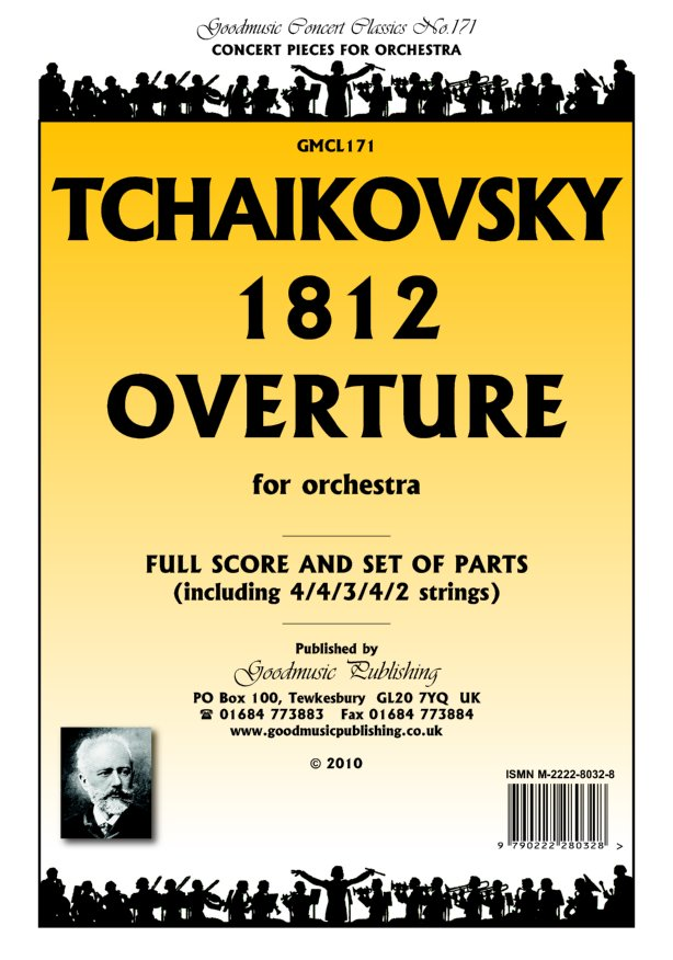 1812 Overture  Pack image