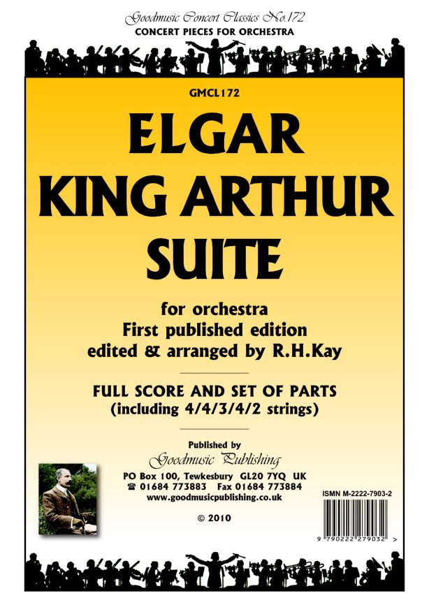 King Arthur Suite (Kay)  Pack image