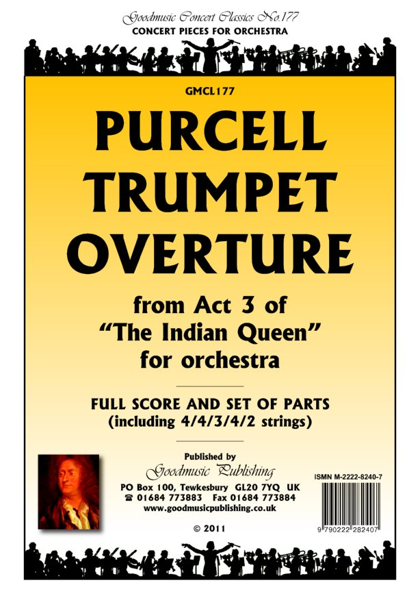 Trumpet Overture  Pack image