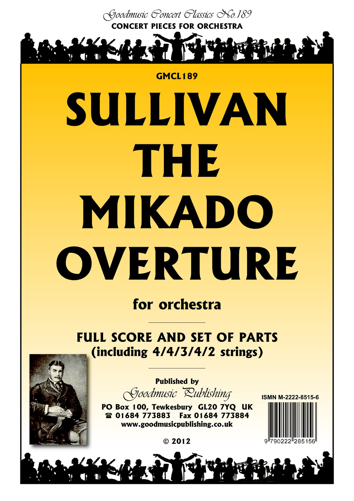 Mikado Overture  Pack image