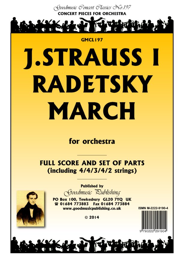 Radetsky March  Pack image
