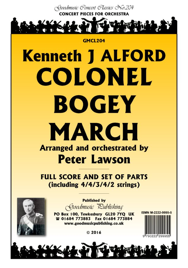 Colonel Bogey (arr.Lawson) Bass image